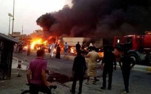 Ιράκ: Βομβιστής-καμικάζι σκότωσε τουλάχιστον 8 ανθρώπους