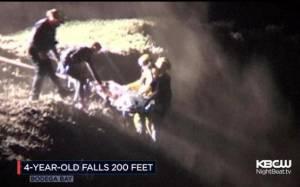 ΗΠΑ: 4χρονος έπεσε από ύψος 70 μέτρων και επέζησε (video)