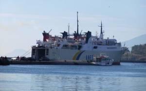 Έφτασαν στο Βόλο οι 52 μετανάστες της Αλοννήσου