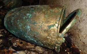 Νέα ανακάλυψη: Ασύλητος τάφος στη Βεργίνα