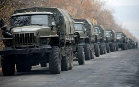 Το Κίεβο καταγγέλλει ότι οι αυτονομιστές δέχονται ενισχύσεις