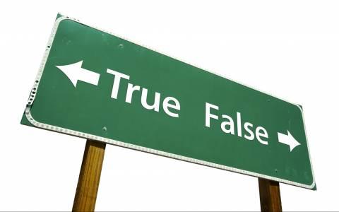 ΓΡΙΦΟΣ: Μπορείτε να ξεχωρίσετε την αλήθεια από το ψέμα;