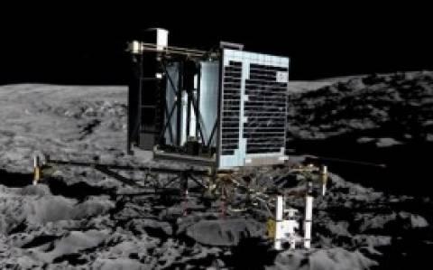 «Πράσινο» για τη ρίψη του ρομπότ Philae στον κομήτη Tchouri