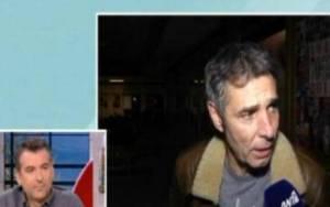 Αθερίδης για Μαργαρίτη: Τι συνέβη με την συνέντευξη;