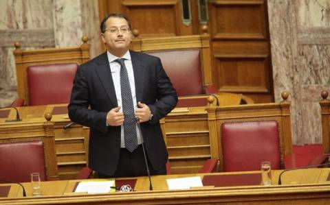 Στύλιος κατά ΣΥΡΙΖΑ για την άρση ασυλίας βουλευτών της Χ.Α