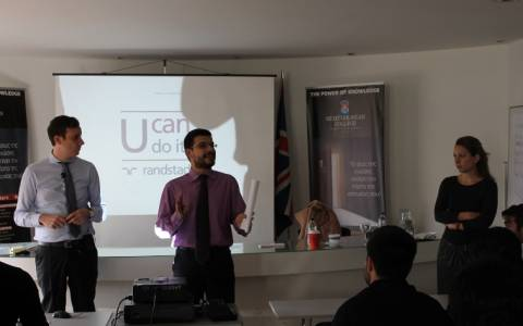 Mediterranean College: Συμβουλές σταδιοδρομίας σε νέους