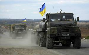 Ουκρανία: Ο στρατός αναπτύσσει δυνάμεις