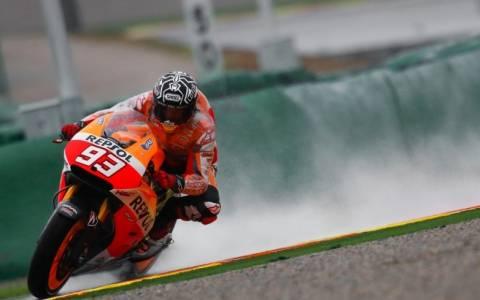 MotoGP Δοκιμές 2015 Βαλένθια: Η βροχή κράτησε τον Marquez