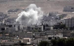 Κομπάνι: Κούρδοι μαχητές κατέλαβαν οδό ανεφοδιασμού του ΙΚ