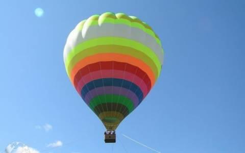 Bungee Jumping από αερόστατο!