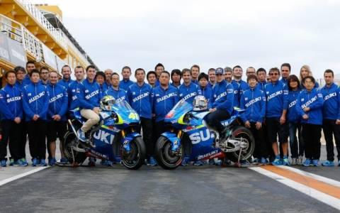 MotoGP Suzuki: Τι ετοιμάζει για τη νέα χρονιά