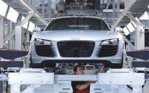 Audi: Κέντρο εκπαίδευσης στο Μεξικό