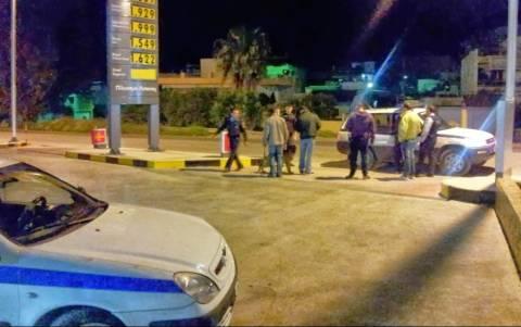 Δύο συλλήψεις Αλβανών για ένοπλη ληστεία στην Ακράτα