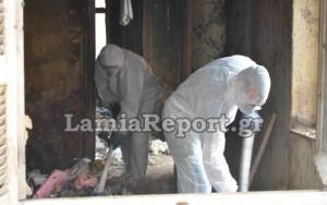Σοκαριστικές εικόνες από σπίτι-τρώγλη στο κέντρο της Λαμίας