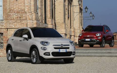 Fiat: Το νέο crossover 500X