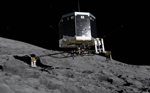 Με άρωμα Ελλάδας η προσεδάφιση του ρομπότ Philae στον κομήτη