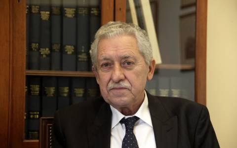 Συνάντηση Κουβέλη - Στουρνάρα στην Τράπεζα της Ελλάδος
