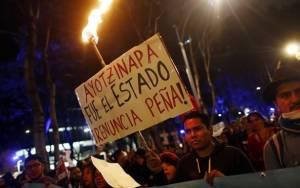 Μεξικό: Φουντώνει η οργή για την υπόθεση των 43 φοιτητών