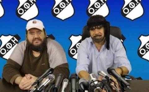 Ο Μητσικώστας και ο Γκατούζο! (video)