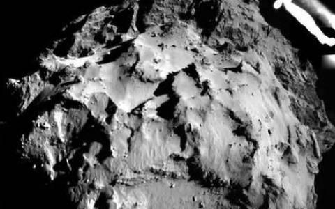 Το Philae «αναπήδησε αλλά σταθεροποιήθηκε» στον κομήτη