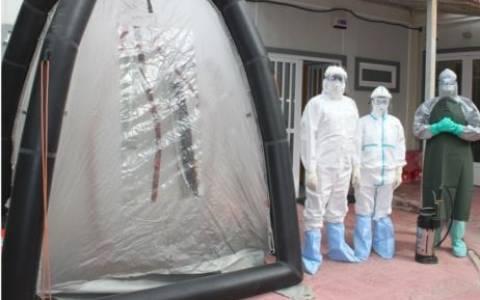 Πρόγραμμα εκπαίδευσης κατά του Έμπολα σε Έβρο και Αιγαίο
