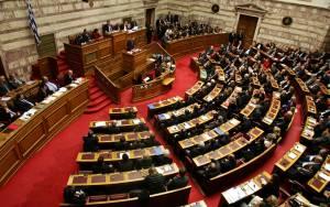 Δείτε live-Χαμός στη Βουλή με τον ΕΝΦΙΑ