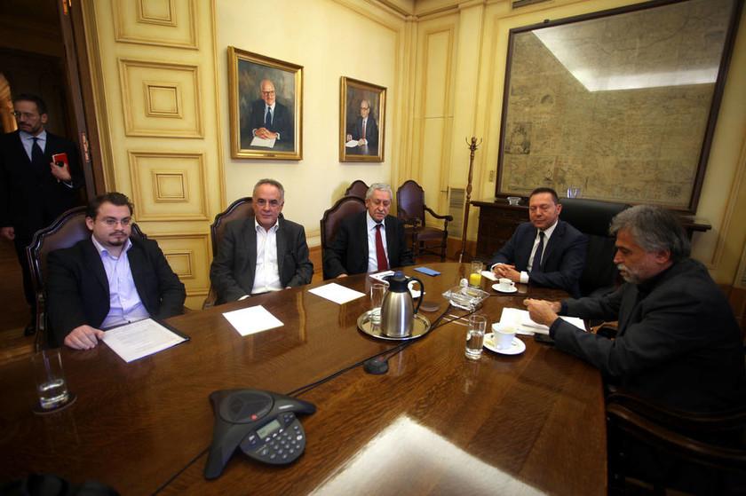 Κουβέλης: Να πάψει το ολιγοπώλιο του τραπεζικό συστήματος