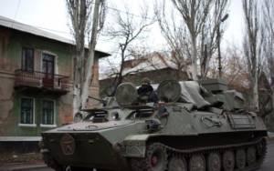Αιματοβαμμένη νύχτα στην ανατολική Ουκρανία