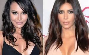 Kim Kardashian & Naya Rivera: Η αντιπαλότητα καλά κρατεί