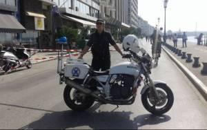 Κυκλοφοριακές ρυθμίσεις λόγω Πολυτεχνείου στη Θεσσαλονίκη