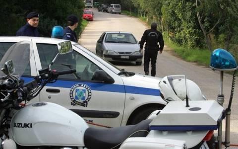 Σύλληψη αλλοδαπού για κατοχή αναβολικών ουσιών