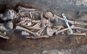 Μυστήριο με ανθρώπινο σκελετό στη Σαπιέντζα