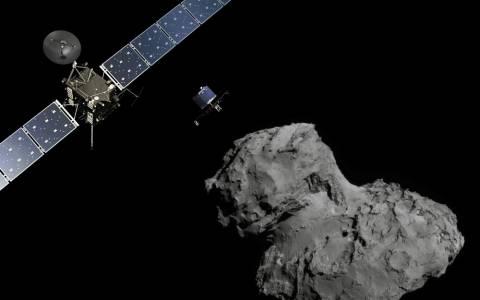 Philae: Ενθουσιασμός και… ανησυχίες από τους επιστήμονες