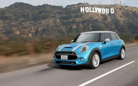 ΜΙΝΙ: Στο Σαλόνι Αυτοκινήτου του Los Angeles 2014