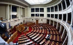 Ονομαστική ψηφοφορία στη Βουλή για την εξαίρεση του ΕΝΦΙΑ