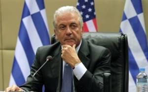 Αβραμόπουλος: Μακροχρόνιοι σύμμαχοι Ευρώπη και ΗΠΑ