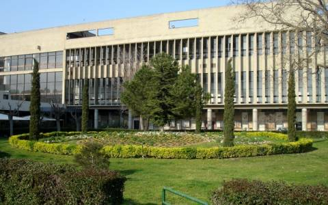 Students occupy building of Aristotle University