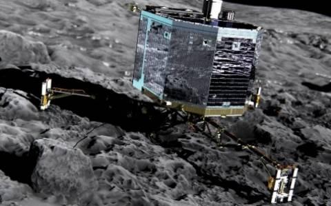 Θα καταφέρει να σταθεί στον κομήτη το ρομπότ Philae;
