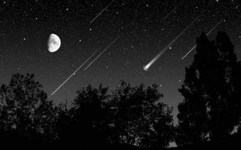 Leonids meteor shower visible on Monday and Tuesday dawn