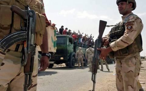 Ιράκ: O στρατός απώθησε τους τζιχαντιστές από το Μπαϊτζί