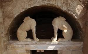 Αμφίπολη-Τρισδιάστατο βίντεο: Από το λιοντάρι μέχρι το νεκρό