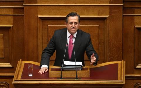 Νικολόπουλος: Ομόλογα αποκατάστασης με νόμο Καμμένου