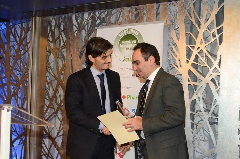 Награда «SALUS INDEX 2014» компании ВИАНЕКС