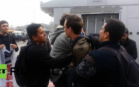 Τουρκία: «Κατακριτέα» η επίθεση στους Αμερικανούς πεζοναύτες