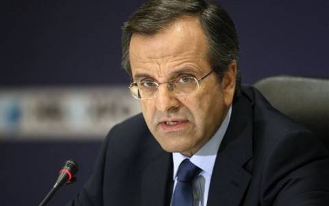 Samaras: 'Greece is returning to growth'