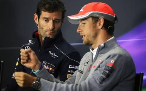 F1: Πρόσκληση Webber στον Button για το WEC