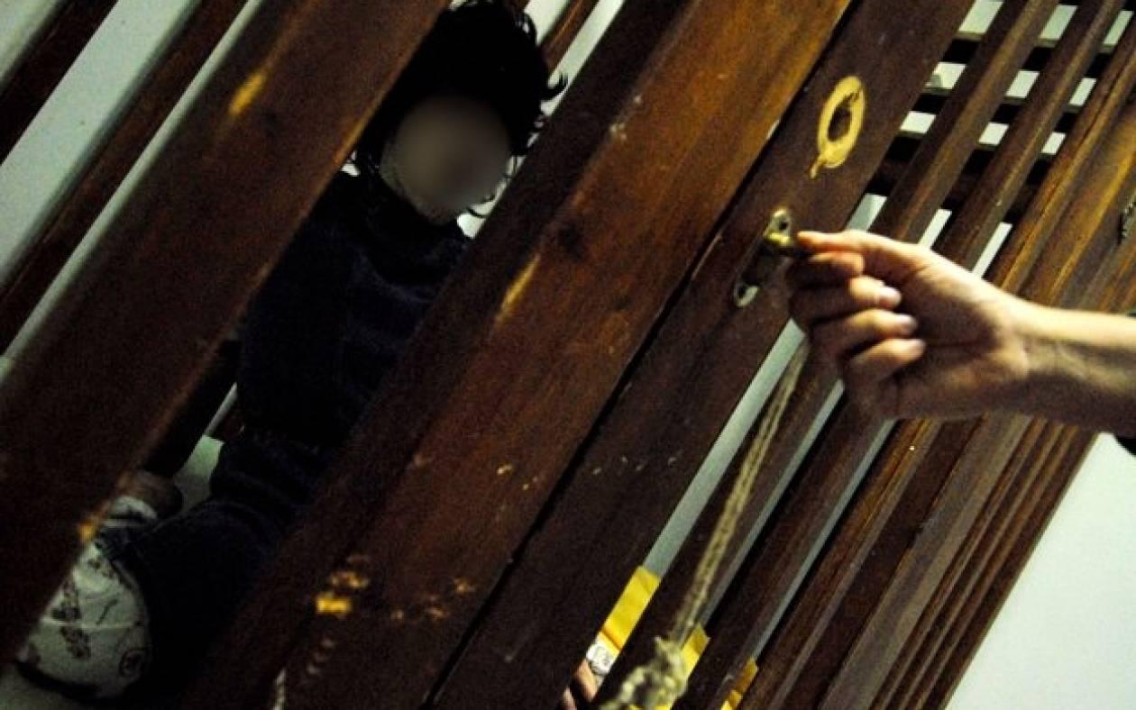 BBC: Παιδιά με ειδικές ανάγκες μέσα σε κλουβιά στα Λεχαινά