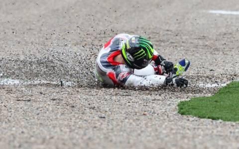 MotoGP: Στο χειρουργείο ο C. Crutchlow