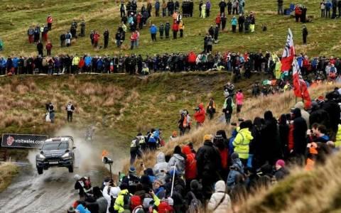 WRC Βρετανία 1η ημέρα: Η VW και οι άλλοι