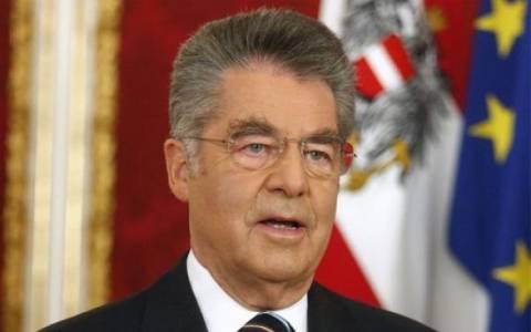 Τη Ρόδο τίμησε ο Αυστριακός ομοσπονδιακός πρόεδρος Φίσερ